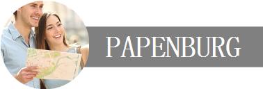 Deine Unternehmen, Dein Urlaub in Papenburg Logo